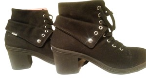 Keds Black Boots