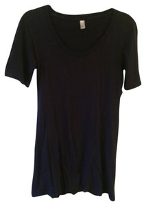 American Apparel short dress Navy on Tradesy