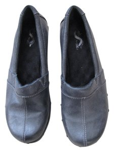 SoftWalk Navy BLue Mules