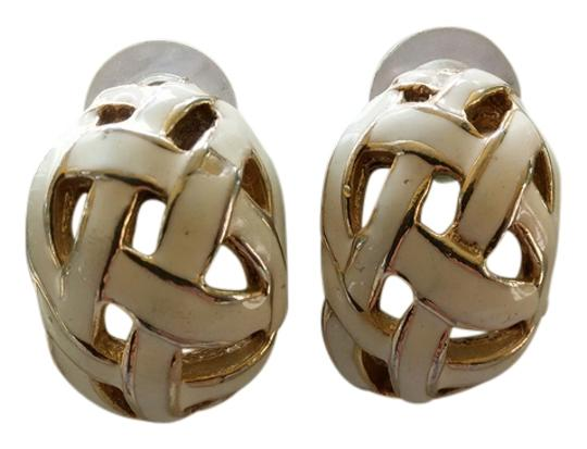Other Basket Weave Earrings Image 0