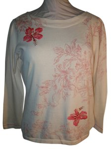 Tommy Bahama Embroidered Sweater