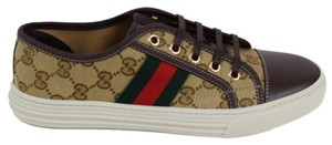 Gucci Sneaker Women's Brown Athletic