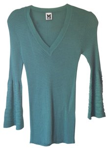 Missoni Top Blue/green