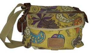 Fossil Classic Retro Bohemian Cross Body Bag