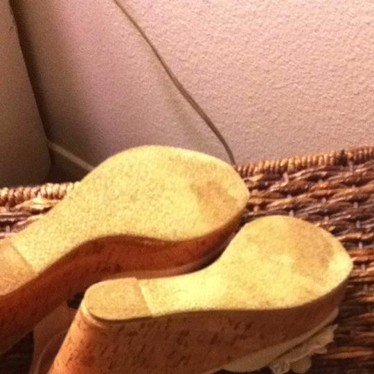 Jellypop Tan Wedges