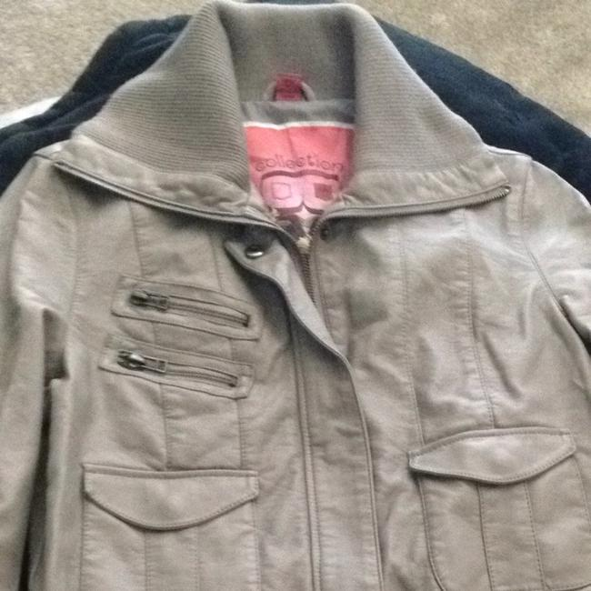 collection B Grey Jacket