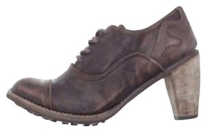 Feud Britannia Brown Boots