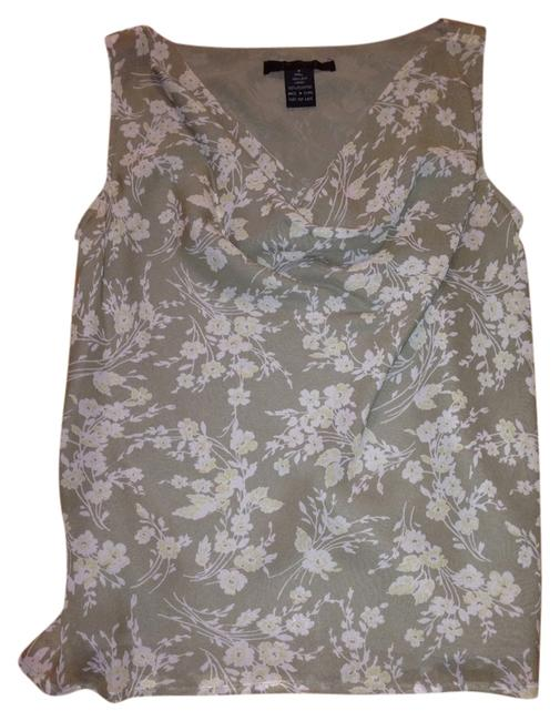 Preload https://item5.tradesy.com/images/the-limited-greenbeige-blouse-size-4-s-1239224-0-0.jpg?width=400&height=650