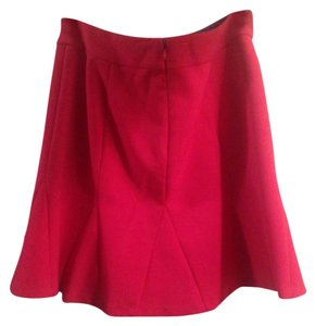 Banana Republic Mini Skirt Fuchsia