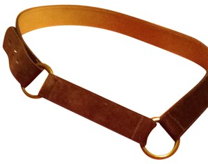 Old Navy Brown Side Belt
