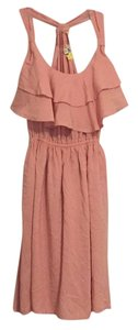 Ya Los Angeles short dress Blush on Tradesy