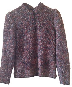 Longsleeve Office Mature Multicolor Jacket