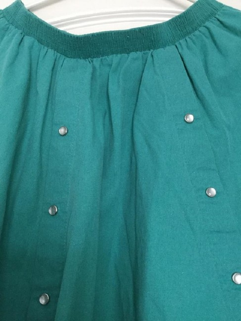 Rockmount Skirt Green