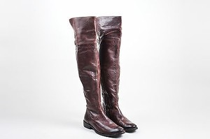 Frye Dark Shirley Otk Brown Boots