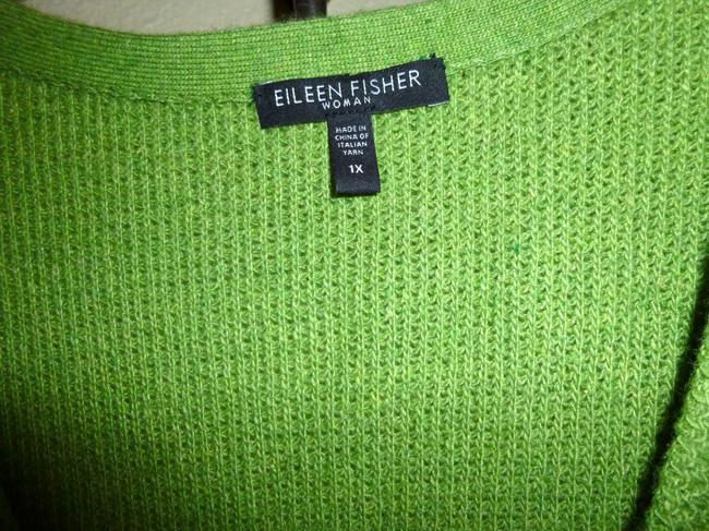 Eileen Fisher Plus-size Great With Leggins Covers Your Bottom Cardigan
