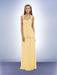Bill Levkoff Canary 333 Dress