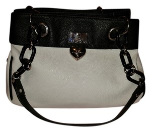 Lulu Guinness Sweetheart Chain Shoulder Bag