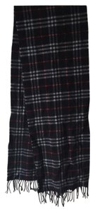 Burberry Burberry Check Scarf Navy