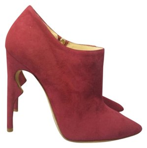 Jerome C. Rousseau Red Boots