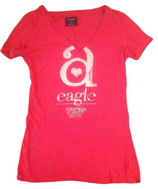 American Eagle Outfitters T Shirt Pink