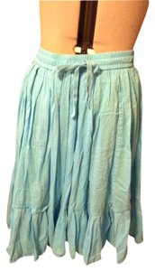 Old Navy Skirt Teal