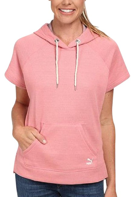 Item - Salmon Rose Coastal Summer Sweat Activewear Top Size 10 (M, 31)