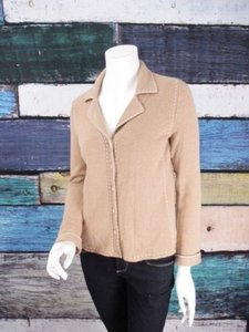 Neiman Marcus Tan 100 Sweater