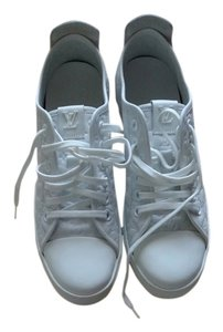 Louis Vuitton Sneakers Empreinte Leather White Athletic