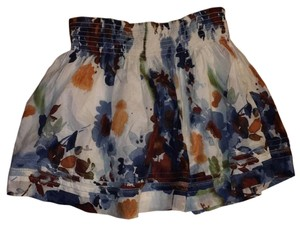 Abercrombie & Fitch Mini Skirt Floral