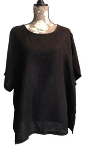 Hot Cotton Linen Flax Tunic