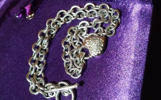 Other Sterling Silver Heart Necklace. Image 3