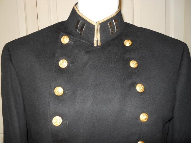 Jacob Reed's Sons Vintage Military Jacket