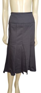 AK Anne Klein Skirt dark gray