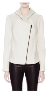 Helmut Lang Dove Leather Jacket