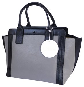 Chloé Handbag Business Day Tote in Grey, Gray, Black