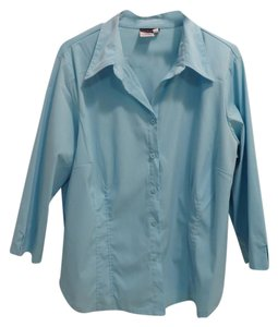 Bay Studio Button Down Shirt Sky blue