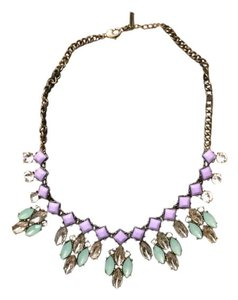 BaubleBar Jeweled collar