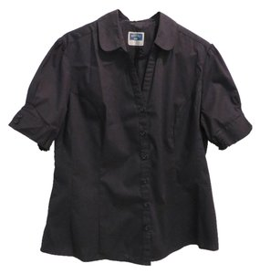 Lee Button Down Shirt Black