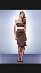Bill Levkoff Sable/BROWN 532 Dress