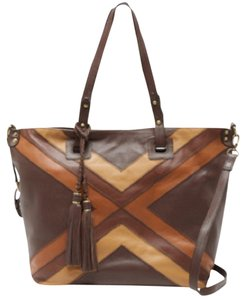 Isabella Fiore Tote in Brown