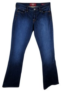 Lucky Brand Denim Dark Wash Comfy Boot Cut Jeans-Dark Rinse
