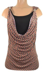 Susan Lawrence Top Multi Color