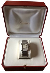 Cartier Cartier Tank Francaise Medium with Date