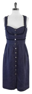 Cynthia Steffe Blue Chambray Dress
