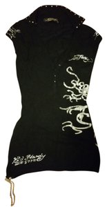 Ed Hardy Top black