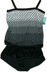 Maxine of Hollywood SWIMSUIT 24W PLUS TANKINI BY MAXINE OF HOLLYWOOD