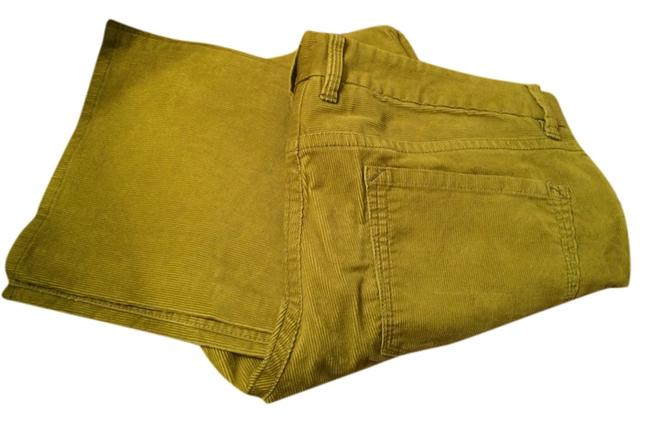 Item - Green Favorite Fit Corduroy Pants Size 12 (L, 32, 33)