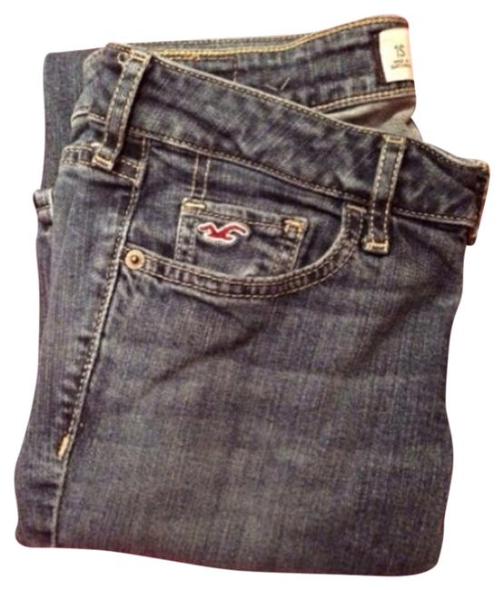 Preload https://item3.tradesy.com/images/hollister-1slim-25x31-boot-cut-jeans-washlook-1240922-0-0.jpg?width=400&height=650