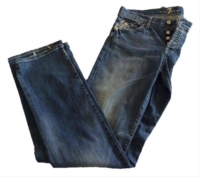Preload https://item4.tradesy.com/images/7-for-all-mankind-blue-medium-wash-trouserwide-leg-jeans-size-28-4-s-1240978-0-0.jpg?width=400&height=650