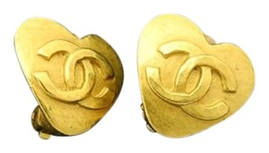 Chanel Heart earrings 176481